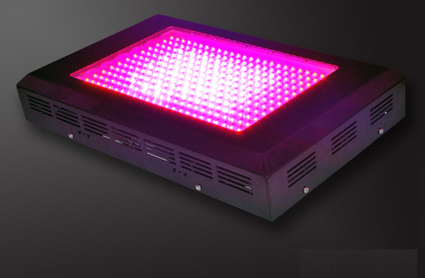New 2012 8-band 900 watt LED grow light
